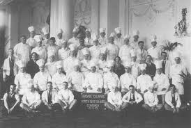 cuisine escoffier chef brigade chart search auguste escoffier legend