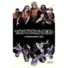 the walking dead compendium volume 1 walmart