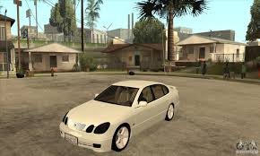 lexus es 2003 lexus gs for gta san andreas
