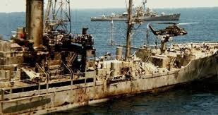 List Of Ship Sinkings by Notable U S Navy Ships Lost Since World War Ii Usni News