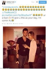 Ex Wife Meme - ashley cole shares meme photobombing ex wife cheryl and new husband