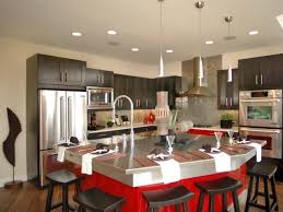 kitchen breakfast bar designs kitchen island breakfast bar pictures ideas from hgtv hgtv