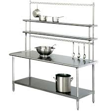 Stainless Kitchen Work Table by Group T3072b Fm Pl 30