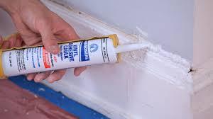 how to caulk house painting youtube