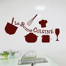 stickers pour la cuisine stickers cuisine sticker citation with stickers