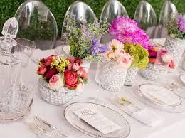 centre de table mariage fait maison mariage nos meilleures idées déco à faire soi même femme actuelle