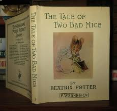 Two Bad Mice Tale Of Two Bad Mice By Beatrix Potter Abebooks