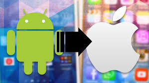 switching from iphone to android how to switch from an android phone to iphone pcmag
