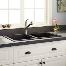 Kitchen Sink Black Granite by 34