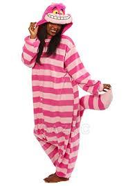 Cheshire Cat Costume Cheshire Cat Kigurumi Costume Alice In Wonderland Net Shop