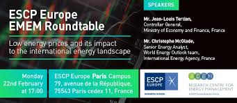 Round Table Prices Emem Roundtable With Jean Louis Tertian Controller General