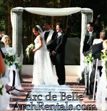 wedding arches los angeles world wedding altar rentals wedding column rentals los angeles