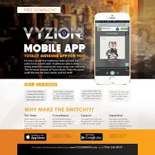 projects archive vyzion business