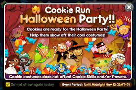halloween party 2015 cookie run wiki fandom powered by wikia