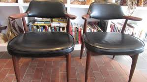 mid century modern mad paoli chair company chairs 1966 set