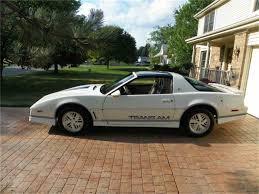 Pictures Of Pontiac Trans Am 1984 Pontiac Firebird Trans Am For Sale On Classiccars Com 5