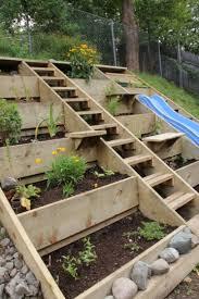 Small Sloped Backyard Ideas 10 Cheap But Creative Ideas For Your Garden 9 Terraced Garden