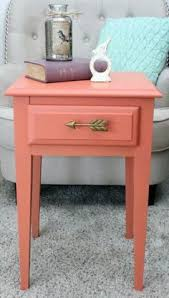 How To Build A End Table With Drawer by Best 25 End Table Makeover Ideas On Pinterest Redo End Tables