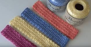 crocheted headbands easy crochet headbands 121 free pattern creative