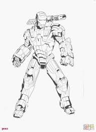 Coloriage Iron Man Of Pin by Marjolaine Grange On Coloriage Avengers