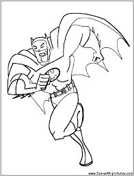 free coloring pages of batman brave and the bold inside batman the