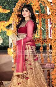 pink colour combination dresses 16 mehndi dresses colour combination best collection mehndi dresses