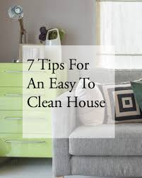 7 tips easy clean house 819x1024 jpg