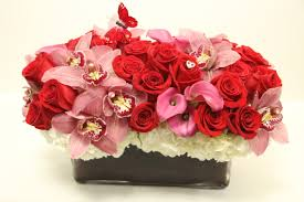 johanna roses tulips calla lillies hydrangeas in torrance ca
