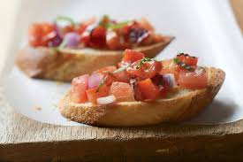 easy appetizers eight easy appetizers that start with bread