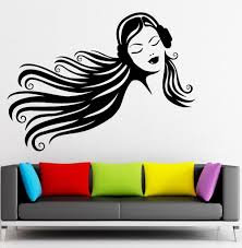 wall stickers for teenage girl moncler factory outlets com aliexpress com buy music wall stickers teen girl headphones beautiful decor vinyl decal from reliable sticker
