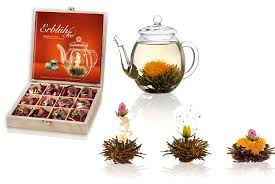 tea gift sets flowering abloom tea gift sets home comforts