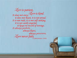 Personalized Wall Decor For Home 1 Corinthians 13 Wall Art Shenra Com