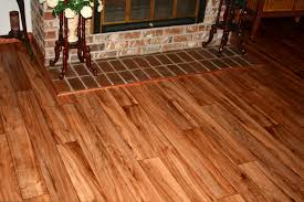 tiger wood flooring and recycled laminate unfinished classic