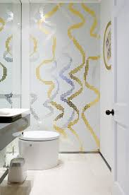 beautiful wallpaper in bathroom for home design furniture