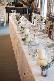 Table Top Ideas Top Table Designs Wedding 4538