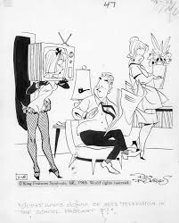flowers don glamor girls 11 8 1965 too much on tv u2026or in