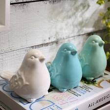 french country birds u0026 birdhouses ceramic décor figurines ebay