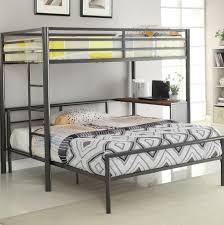 Queen Bed Designs The Twin Over Queen Bunk Bed Modern Bunk Beds Design