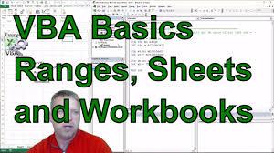 creating a excel vba macro range worksheet or workbook