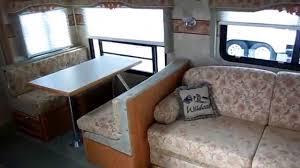 2008 forest river wildcat 31 thsb toy hauler fifth wheel slide