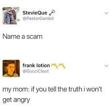 name a scam meme xyz