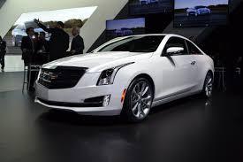 cadillac ats 2015 cadillac ats coupe debuts wagon and convertible could follow