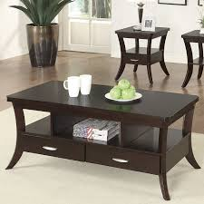 amazon com coaster home furnishings 900166 coffee table espresso
