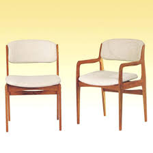 dining chairs studio modern and contemporary taupe bonded