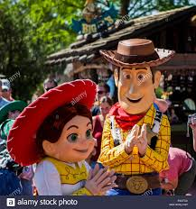 jessie and woody halloween costumes toy story characters woody and jessie the cow at walt disney