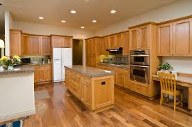 what color walls with wood cabinets 52 enticing kitchens with light and honey wood floors