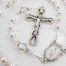 personalized rosary rosaries collection gift ideas