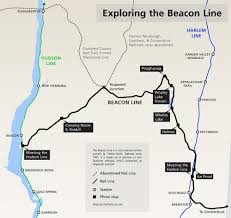 Mta Metro North Map springtime exploration the beacon line u2013 i ride the harlem line u2026