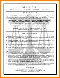 Corporate Paralegal Resume Sample 10 Paralegal Resume Examples Emails Sample