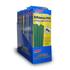 pic pic mosquito repellent sticks 5 pack case total number of